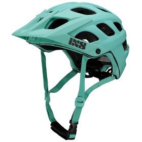 IXS Trail RS Evo Kask rowerowy turkusowy
